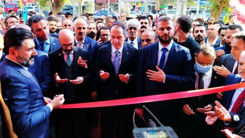 Fatih Erbakan: Van, Milli Görüş'ün kalesi olacaktır