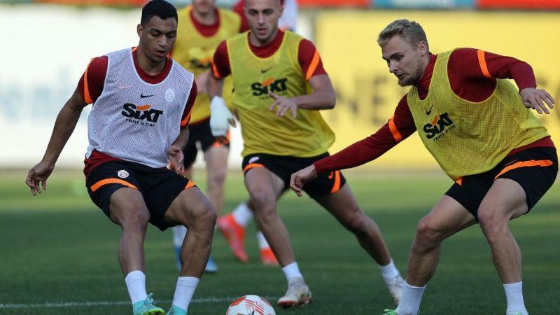 Galatasaray'ın Marsilya kadrosu belli oldu