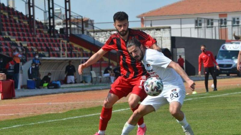 Turgutluspor: 1 - Vanspor FK: 3 Maç Özeti
