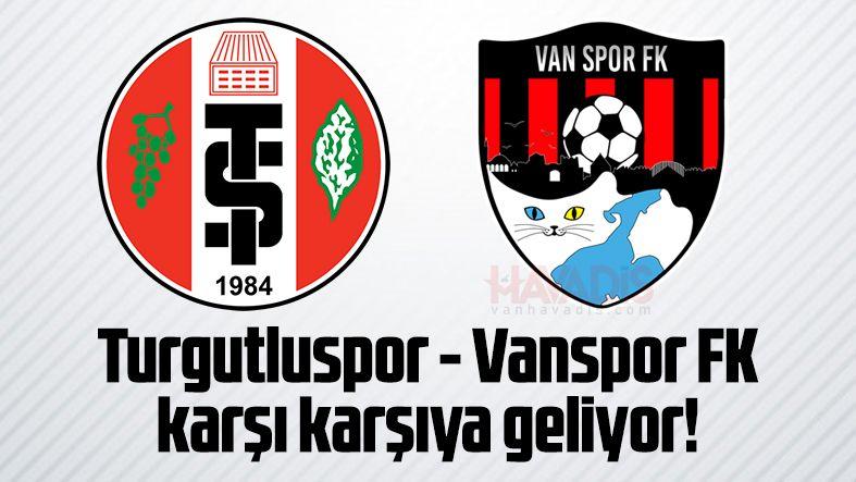 Turgutluspor - Vanspor FK Maçı Canlı İzle