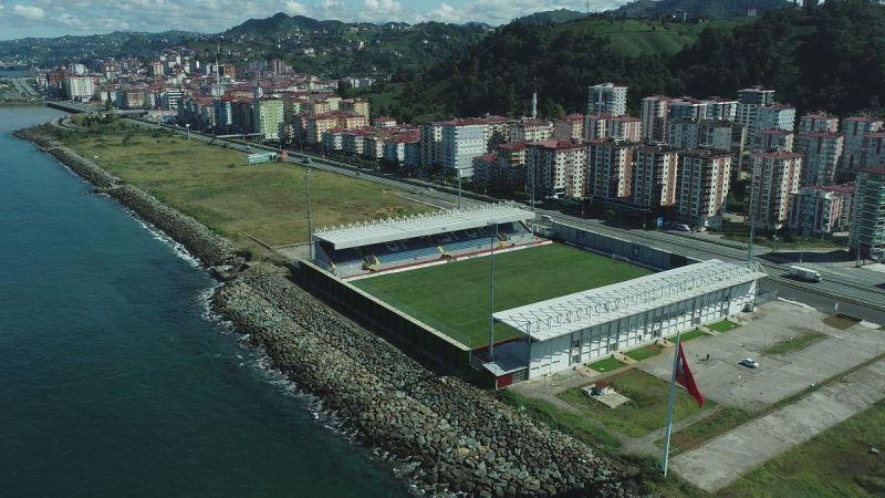 3. Lig ekibi Ofspor'a denize sıfır stat!