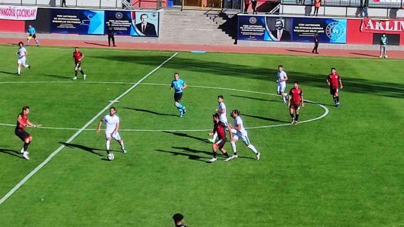 TFF 2. Lig: Vanspor FK: 2 - Serik Belediyespor: 0