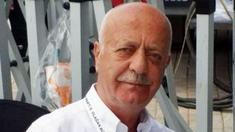 AK Partili  İsmet Uçma hayatını kaybetti