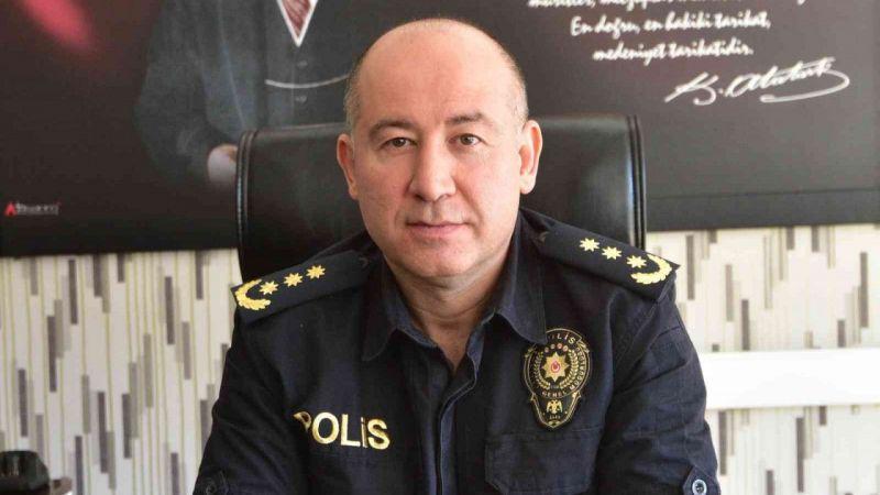 Ahlat İlçe Emniyet Müdürlüğüne İsa Coşar atandı