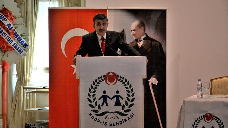 KOOP-İŞ Van Şubesi Başkanını seçti