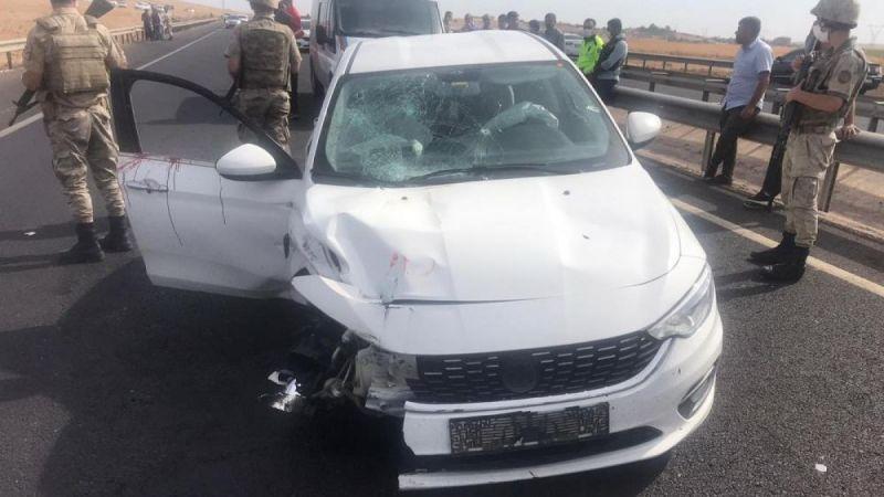 Şanlıurfa'da trafikte korkunç saldırı! Baba öldü, oğul ağır yaralı