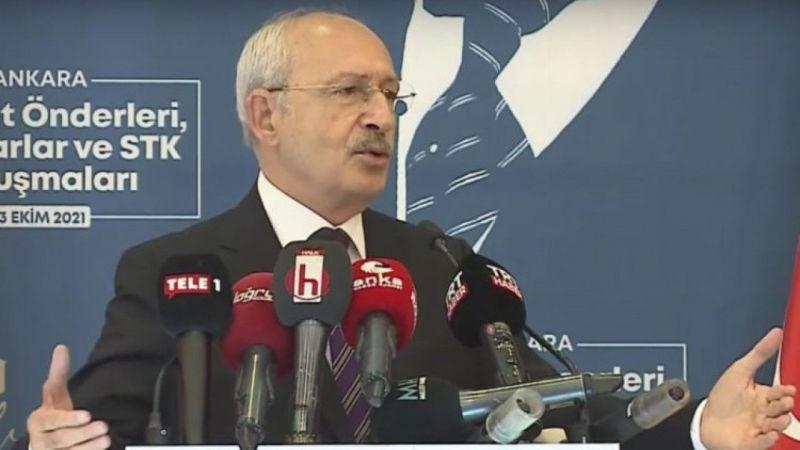 Kılıçdaroğlu: Türkiye çoklu organ yetmezliğinden kurtulmalı!