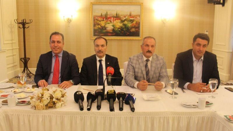 Gelecek Partili Donat: Kürt Meselesinin ilk merkezi Van olacak