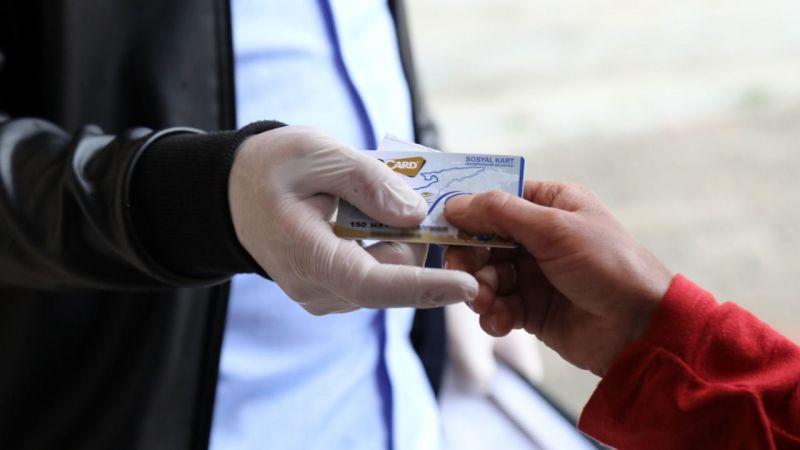 Van'da dar gelirli ailelere 2 milyon TL nakdi yardım