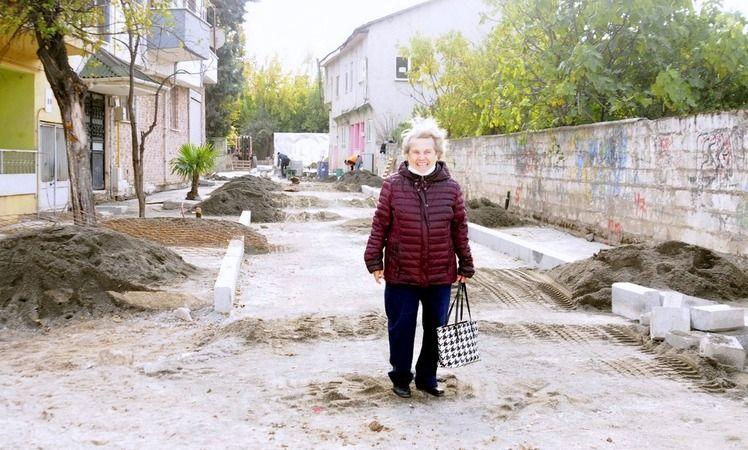 """Geyve de yapımı devam eden """"Mona Roza Kültür Yolu """" nun sürpriz konuğu…"""