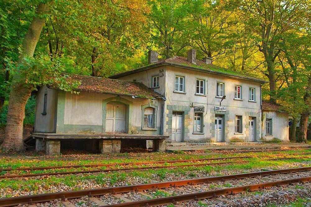 Doğançay istasyonu bir zamanlar filmlere mekan olurdu Ama şimdi... - geyvelim.com