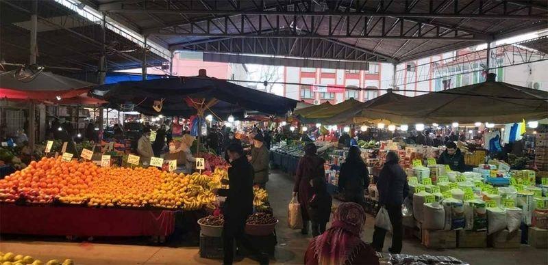 Bakanlık'tan pazar yeri genelgesi! Cumartesi günleri pazar kurulacak!