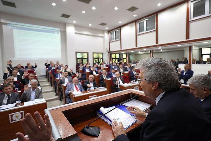 Büyükşehir Belediye meclisi 35 gündem maddesi ile toplanıyor. İşte gündem