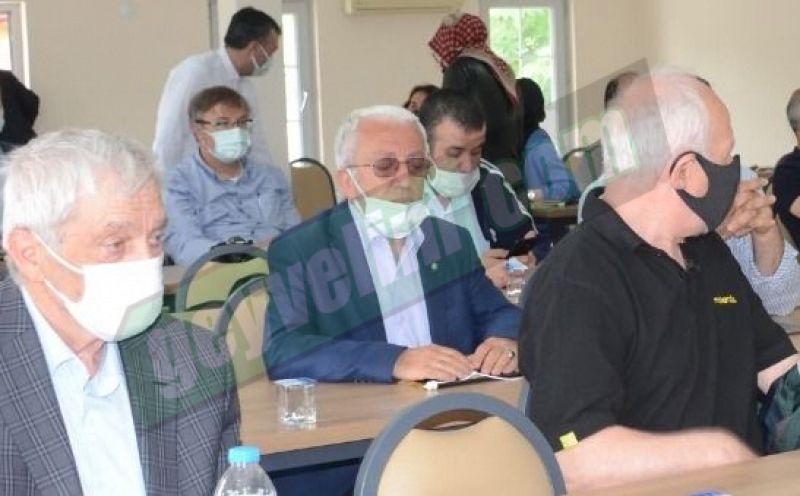 Namık Cihan Gazeteciler Cemiyeti Yüksek Onur Kurulu Üyesi seçildi