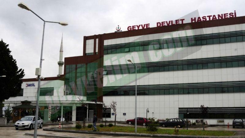 Geyve Devlet Hastanesine 3 uzman doktor müjdesi!