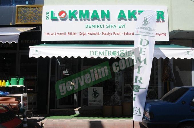 """""""LOKMAN AKTAR"""" Geyve'de açıldı"""