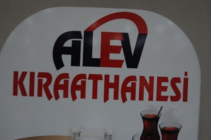 """""""ALEV Kıraathanesi """" Açıldı..."""