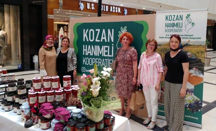 Kozan Hanımeli Kooperatifi Serdivan AVM'de!