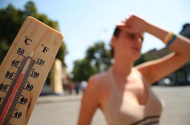 Bayram alışverişinde havaya dikkat! Hissedilen sıcaklık 40 dereceyi bulacak
