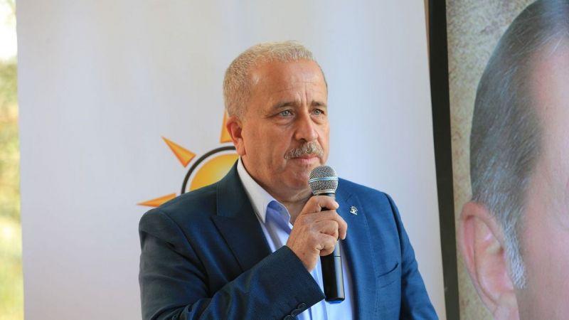 AK Parti İlçe Başkanı Özdemir'den Kurban Bayramı Kutlama mesajı