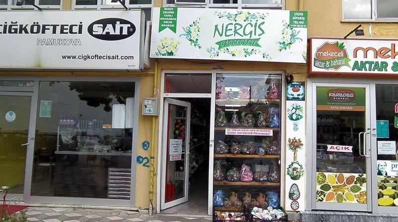Devren Satılık Çiçekçi Dükkanı!