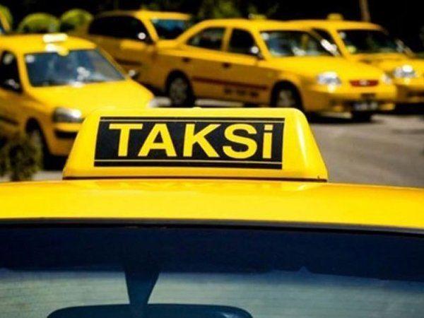 Sakarya Valiliği'nden taksi denetimleri genelgesi.. Trafikten men edilecek!