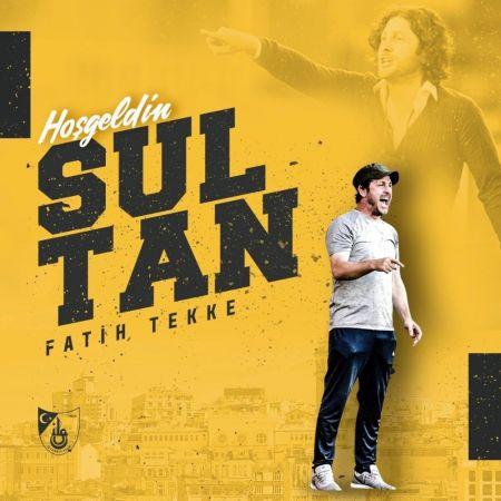 Fatih Tekke  İstanbulspor'da