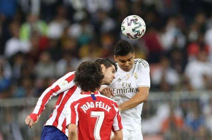 2020 İspanya Süper Kupası'nda, Kazanan Belli Oldu