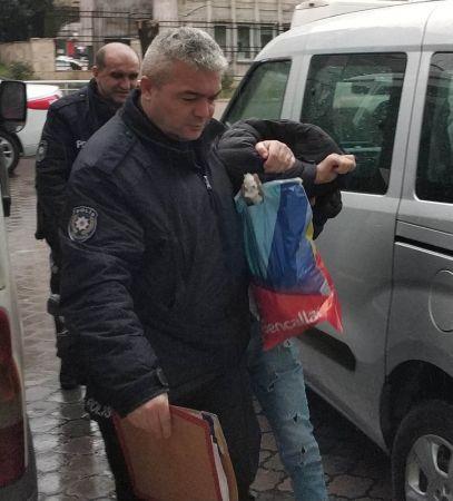 Samsun'da Hırsızlık Şüphelisine Adli Kontrol