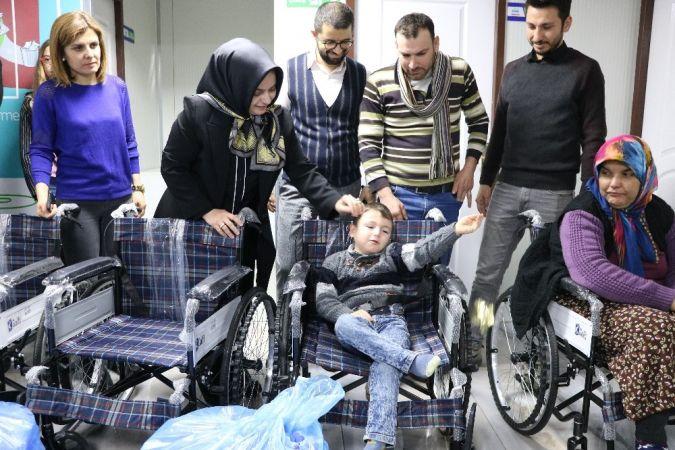 10 Engelliye Kahramanmaraş Kağıt Sanayi Umut Oldu