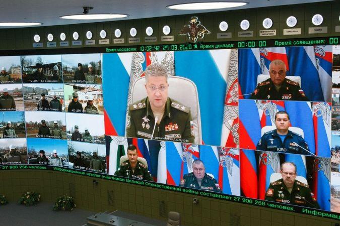 Rus Ordusu 16 Hastane Kuruyor