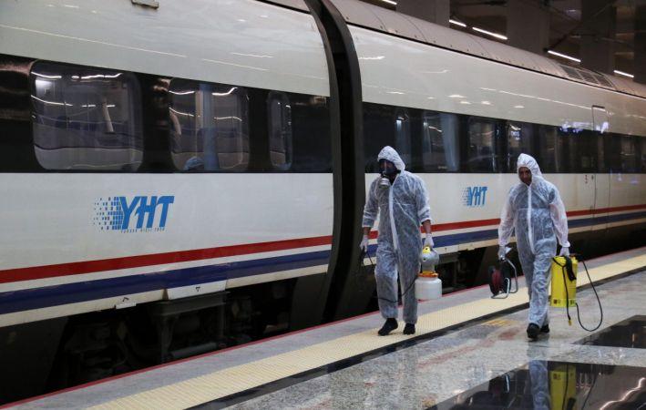 Doğu Ekspresi Tren Seferleri Durduruldu
