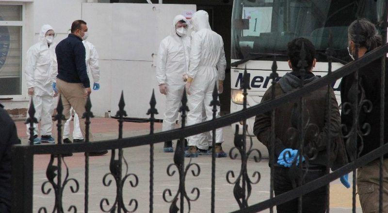 KKTC'den Gelen 141 kişi, Karantinaya Alındı