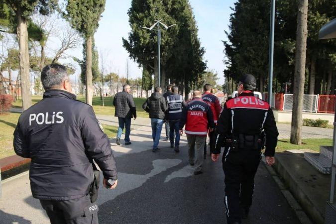 Hapis Cezası Bulunan İki Şahıs Yakalandı