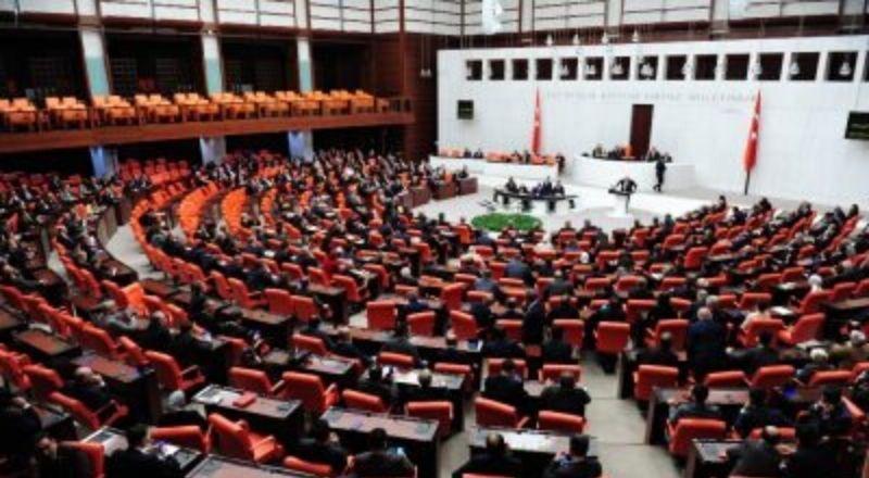 İnfaz Kanun Teklifi Meclis'ten Geçti