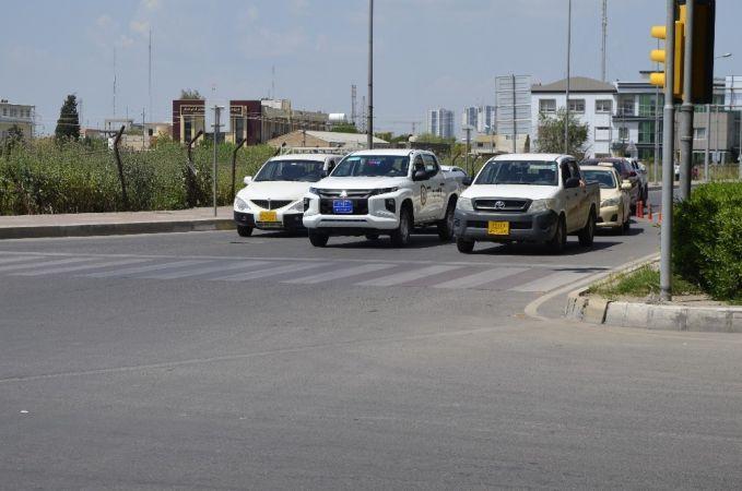 IKBY'de Sokağa Çıkma Yasağı Kısmi Olarak Kaldırıldı