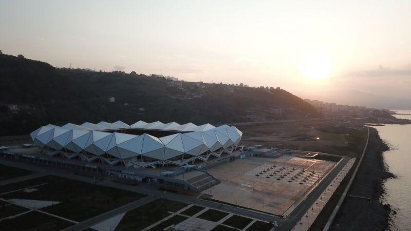 Şenol Güneş Spor Kompleksi