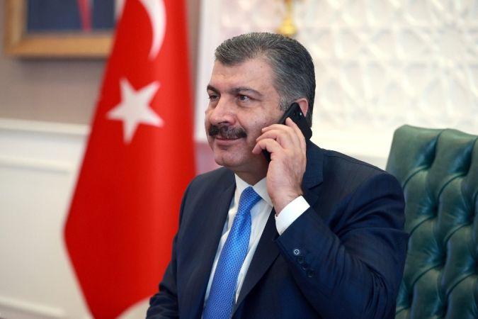 Koca'dan MHP lideri Devlet Bahçeli'ye teşekkür