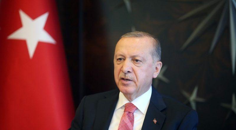 Erdoğan: Bu hastalığın kökü kazınmadığı sürece tetikte olmamız şart
