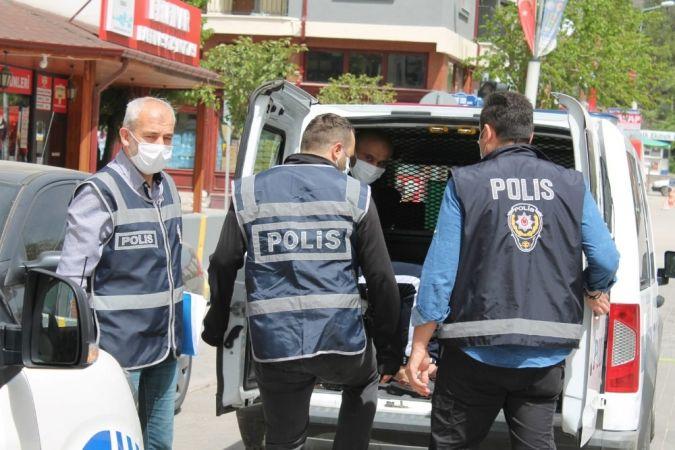 Ankara'da 3 hırsızlık şüphelisi yakalandı