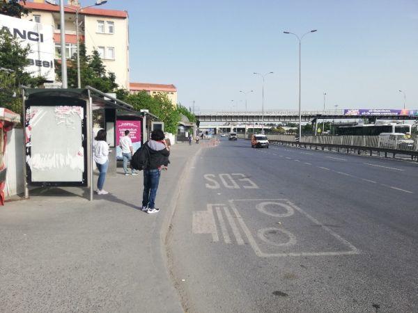 Kısıtlamanın 3. gününde İstanbul trafiğinde son durum