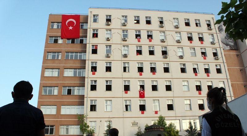 Kayseri'de kargo şirketinde 50 kişi karantina altına alındı