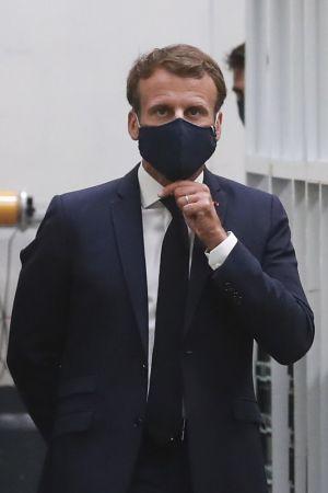 Fransa Cumhurbaşkanı Macron'dan otomotiv sektörünü kurtarma planı