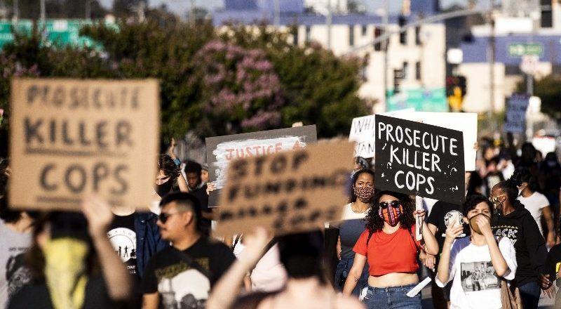 BM, ABD'de polisin öldürdüğü siyahi gencin ölümünü kınadı