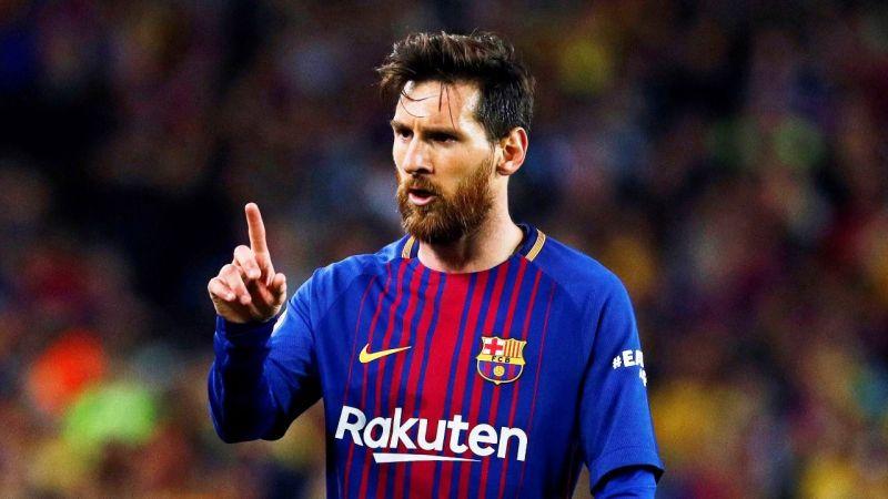 Lionel Messi, Barcelona'da kaldı   Son Dakika