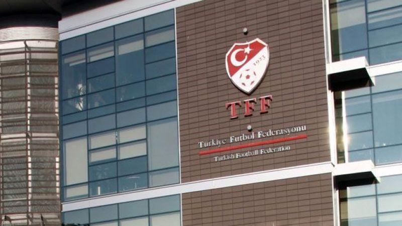 TFF'den Galatasaray'a geçmiş olsun mesajı