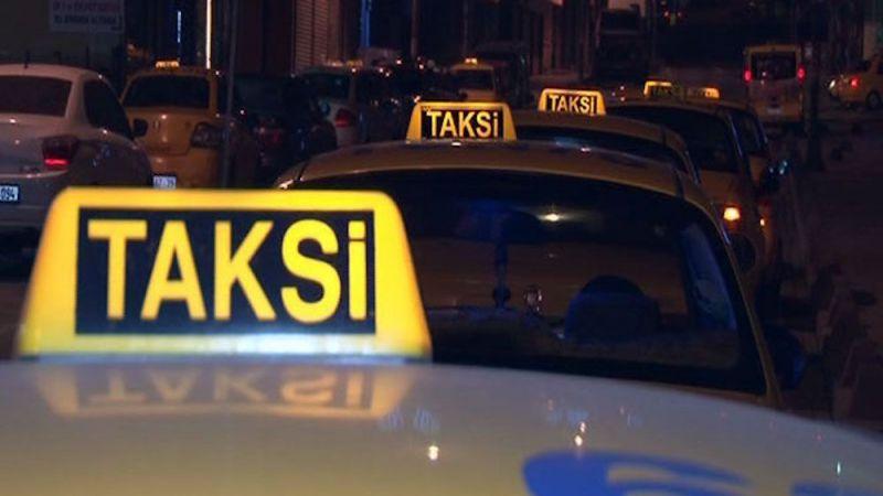 İçişleri Bakanlığı'ndan ticari taksi genelgesi!
