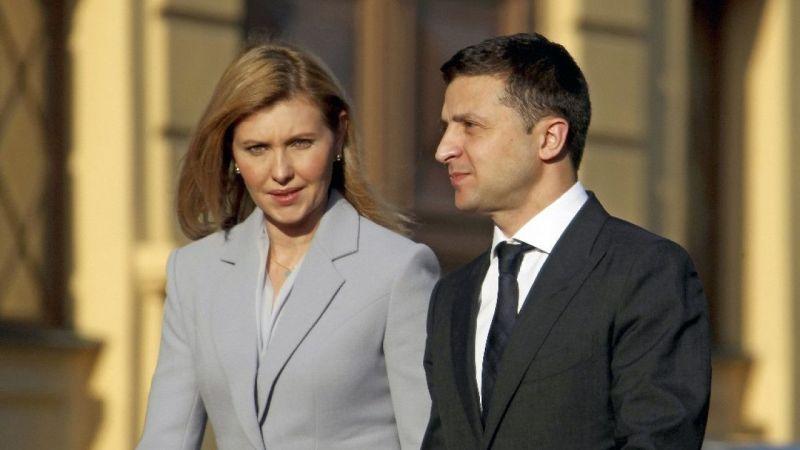 Zelenskiy-nin-eşi