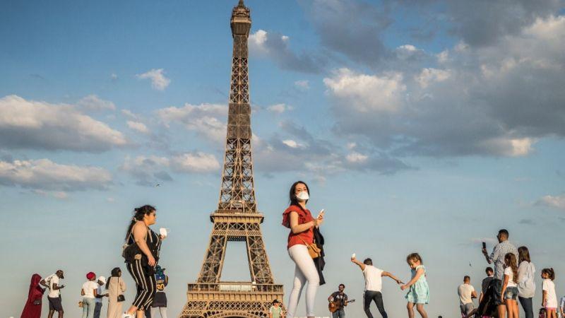 Fransa'da Covid-19 vaka sayısında korkutan artış