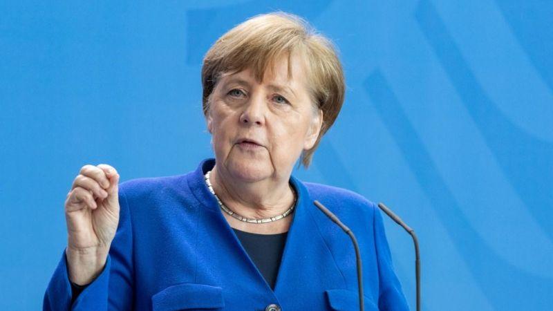"""Almanya Başbakanı Angela Merkel: """"ABD, en önemli müttefikimiz"""""""